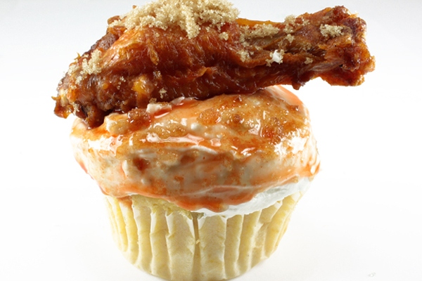 chicken-wing-cupcake