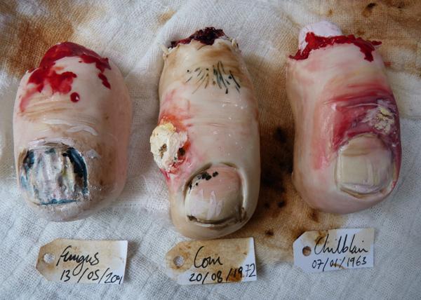 Pathology Museum Eat Your Heart Out - Selfridges Wedding Cakes